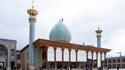 Най-бляскавата джамия в Иран (видео)