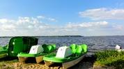 Язовир Зергзе - мястото за спорт и отдих до Варшава