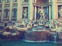 Историята на фонтана Ди Треви