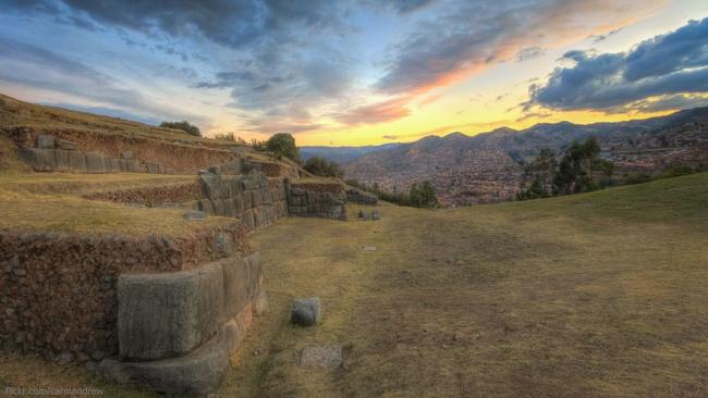 Саксайуаман - поредната загадка на инките