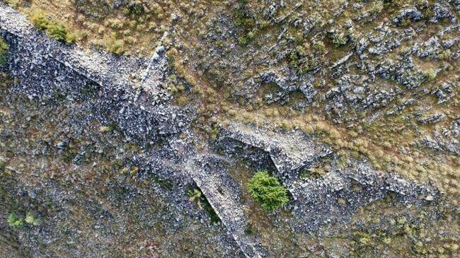 Случайно откритият 2500-годишен гръцки град