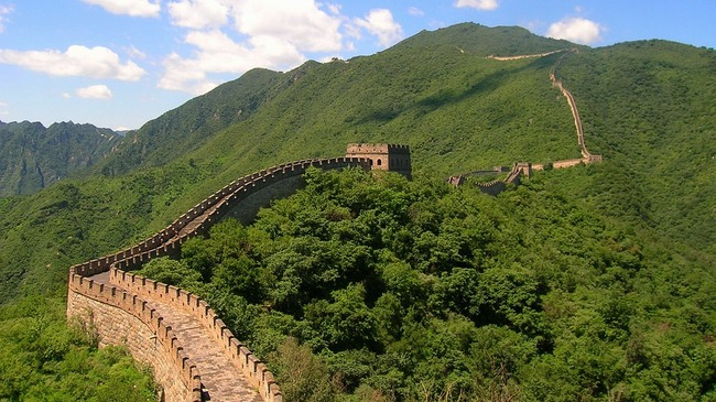 Тайната на издръжливостта на Великата китайска стена