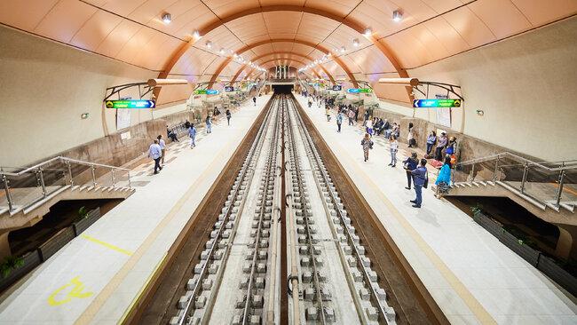 12 факта за софийското метро, които не знаете