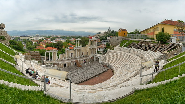 Празници на изкуствата в старинен Пловдив