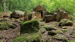 Древният тракийски град на мъртвите край Малко Търново