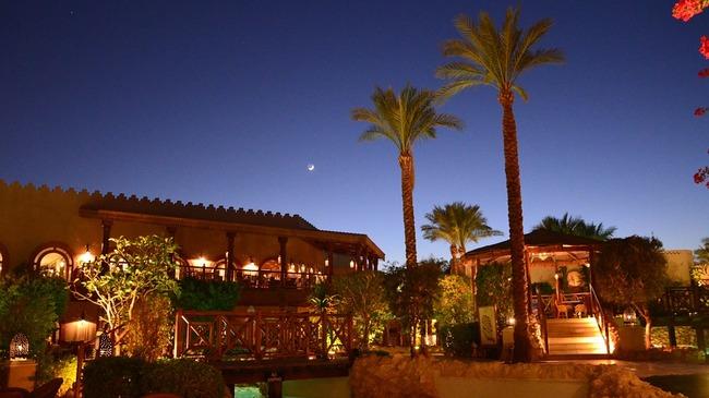 Шарм ел-Шейх - един от най-красивите курорти в Египет