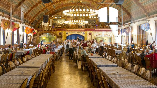 Немска пивоварна забранена за простолюдието