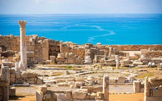 Нова Година 2018 в Кипър