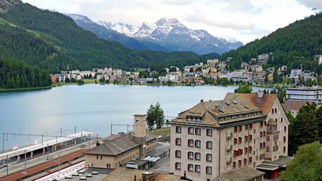 Вижте най-стария алпийски курорт!