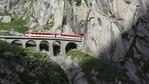 Най-дългият железопътен тунел в света (видео)