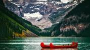 Езерото Луис и най-старият национален парк в Канада