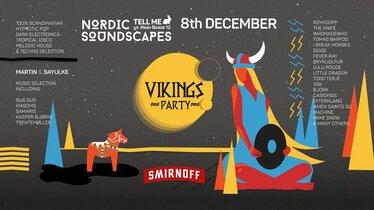 Декемврийската вълна от скандинавска музика в TELL ME BAR