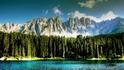 Кареца или езерото, в което се крие русалката