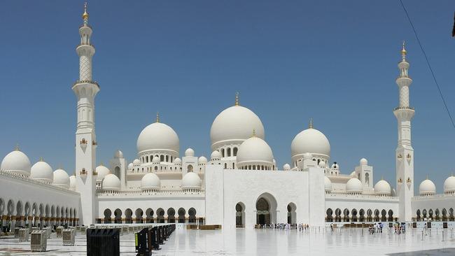 Абу Даби – градът от бъдещето