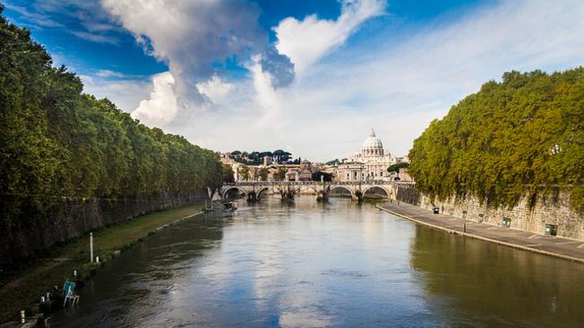 Рим ще има нов плаж това лято!