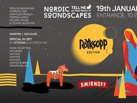 Nordic Soundscapes – Röyksopp Edition