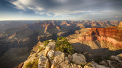 Доза адреналин: пускат алпийски тролей през Големия каньон