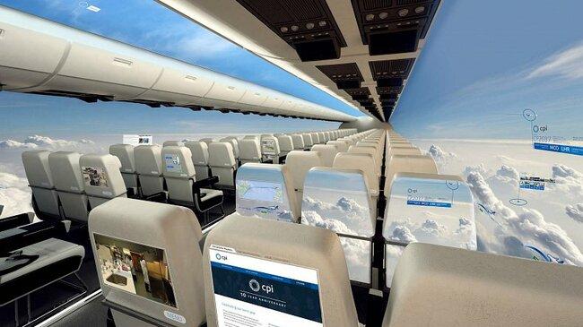 Какво представляват самолетите от бъдещето?