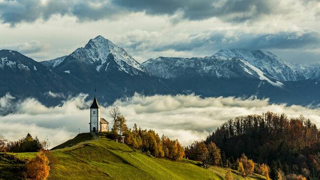 Магичните пътища на Словения (галерия)