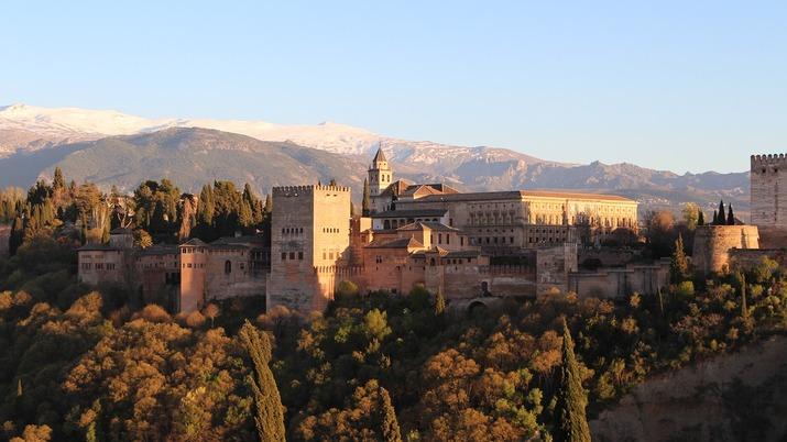 Дворецт Алхамбра – бижуто от Ориента в Испания