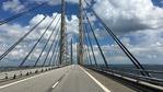 Инженерно чудо - мостът, който свързва Дания и Швеция