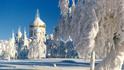 Руският манастир на върха на Белите планини
