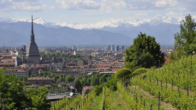 Торино – из наследството на Савойската династия