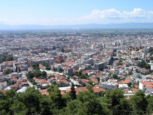 Серес – слънчевият град