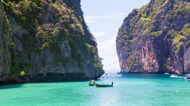 Периодично ще затварят най-известния залив в Тайланд