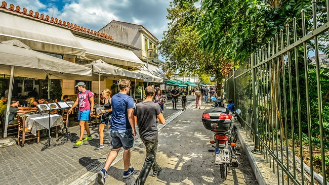 Плака – един забележителен атински квартал