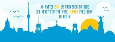 Ruse Summer Free Tour превзема Русе през лятото
