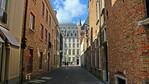 Приказният средновековен град в Белгия