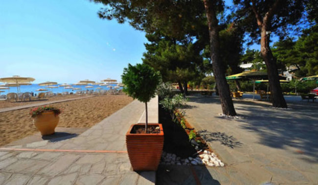 Майски празници - Ultra All Inclusive в Bomo Club Tosca Beach 4*, Кавала!