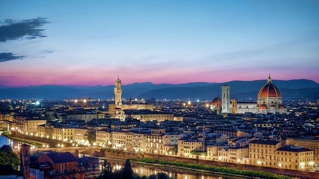Преживей Италия в три стъпки (Рим, Флоренция, Милано)