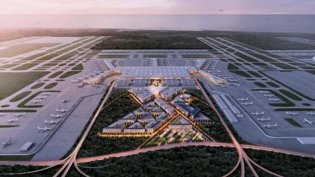 Турция строи новото най-голямо летище в света