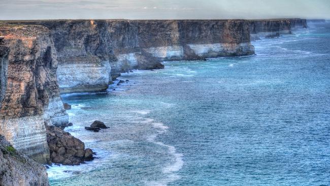 Най-големите варовикови скали в света
