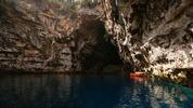 Гръцката пещера на нимфите