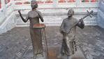 Необикновеният глинен град в Китай
