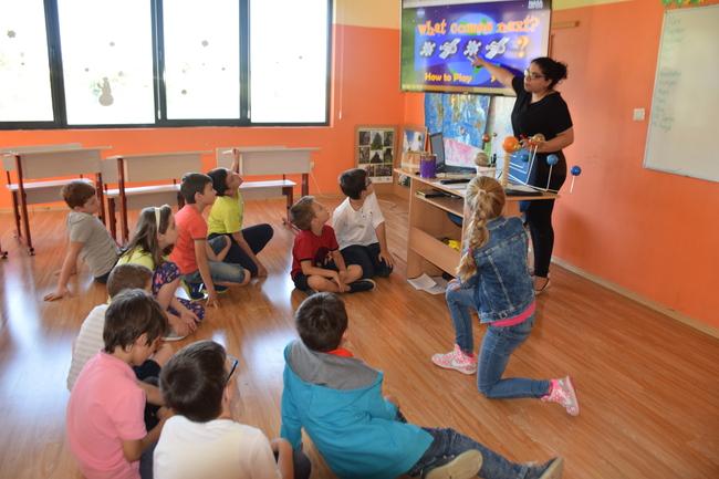 FunDay Summer Adventure - целодневна лятна чуждоезикова програма за деца от 5 до 15 години