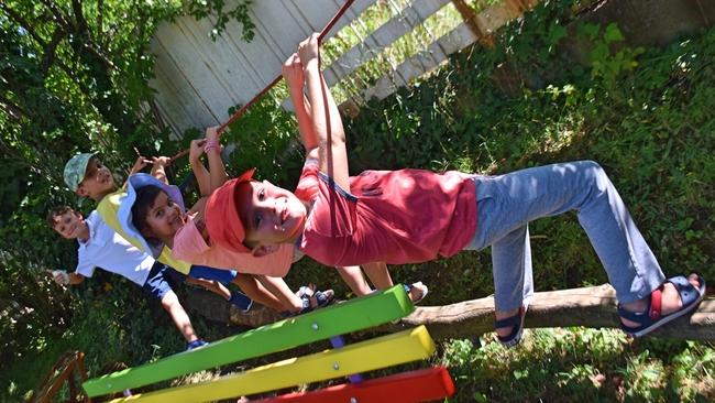 FUNDAY SUMMER ADVENTURE - лятна програма за деца