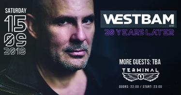 WESTBAM гостува в Клуб Терминал 1
