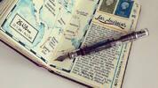 Надникнете в дневника на един художник-пътешественик