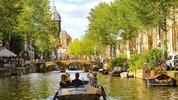 Амстердам с мерки срещу туристическия наплив