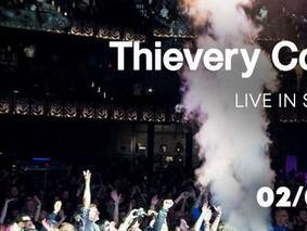 Концерт на Thievery Corporation в София