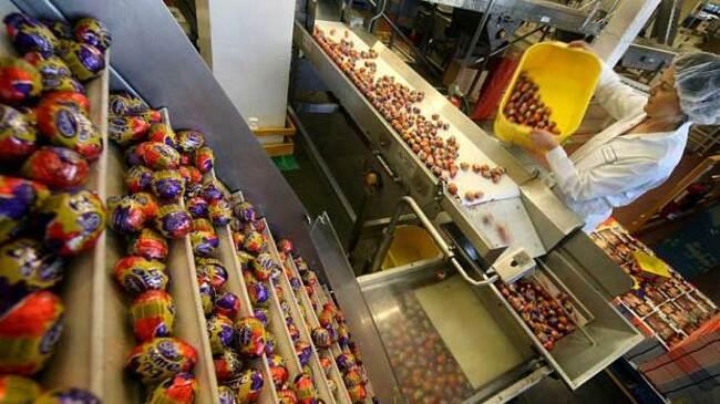 Най-шоколадовият атракцион на Бирмингам