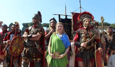 """Фестивал на античното наследство """"Орел на Дунава"""""""