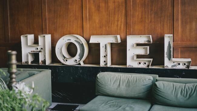 6-те най-мръсни предмета в хотелската стая