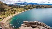 Боливия строи подводен музей в езерото Титикака