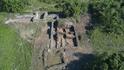 Проучиха най-голямата късноантична сграда от крепостта Состра