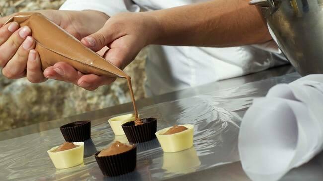 Бъдете шоколатиери за един ден в Музея на шоколада!